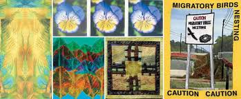 Free Art Quilt Patterns & Tutorials from Quilting Arts - The ... & 5 Ways to Make Photo and Picture Quilts - Free Download Adamdwight.com