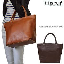 tote bag tote bags las light weight tote bag leather tote back haruf leather brand bag
