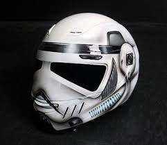 star wars motorcycle helmets i am one with the force