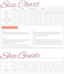 Swimsuit Size Charts Nike Chart Mens Yogananda