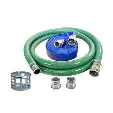 garden hose pump. Modren Pump Trash Water Pump Hose Kit With Quick Connects Throughout Garden U