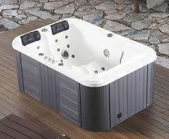 3 person corner hot tub 2 person outdoor corner spa designs