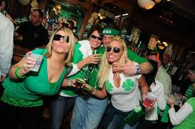 Image result for drunk st patty's day pictures