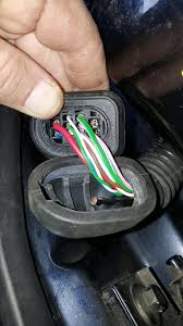 removing pins from wiring harness volvo forums volvo it s the back wire right at the harness that clips to the door needs to remove the remnants of the wire and the pin any help on how to get the pin to
