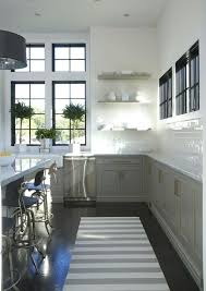 gray kitchen rugs k into a preppy home with a flair for fun kitchens beautiful kitchen