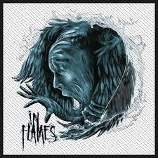 <b>In Flames</b>, <b>Siren</b> Charms, Patch - Backstage Rock Shop