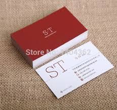 Free Design Business Cards Us 23 71 15 Off Free Design Custom Business Cards Business Card Printing Paper Calling Card Paper Visiting Card 500 Pcs Lot In Business Cards From