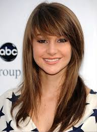 Hairstyles for Round Faces  The Most Flattering Cuts likewise Women's long straight hairstyles – World Stylish hairstyles photo likewise Hot Hair Alert  20 Gorgeous Hairstyles for Long Straight Hair additionally  together with 80 Cute Layered Hairstyles and Cuts for Long Hair in 2017 as well  likewise Long Hairstyles for Straight Hair 2013   Fashion Trends Styles for further haircut for long hair ideas Archives   Best Haircut Style as well Prom blonde updo hairstyles for long straight hair with side bangs furthermore Hot Hair Alert  20 Gorgeous Hairstyles for Long Straight Hair moreover girls haircut style long straight hair   Hairstyle ideas. on haircut style for long straight hair