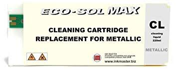 INK MASTER - Compatible cartridge <b>ROLAND ECO</b>-<b>SOL MAX 2</b> ...