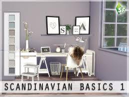 scandinavian basics i on the sims resource sims 3 wall art with simfabulous scandinavian basics i