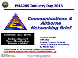 Navair Org Chart Ppt Pma209 Industry Day 2013 Powerpoint Presentation Free