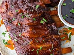 crock pot ribs slow cooker bbq ribs