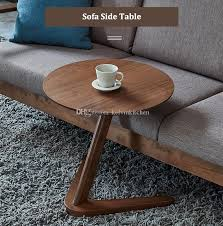 side table furniture round coffee desk