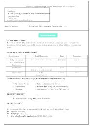 Modern Resume Downloads Sample Resume Downloads Modern Resume For Word Free Sample Resume