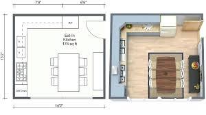 Design Your Own Kitchen Layout Ideas Floor Plan