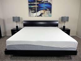 zinus memory foam mattress review