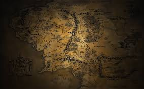Map Of Middle Earth Wallpapers ...
