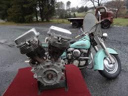 harley davidson 1948fl panhead engine w nc title knucklehead