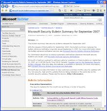 About Microsoft Operating System Patches