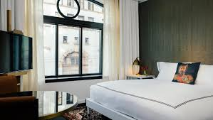 Seattle Hotel Pictures Kimpton Palladian Hotel - Palladian bedroom set