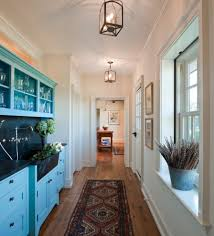 image of hallway light fixtures farmhouse