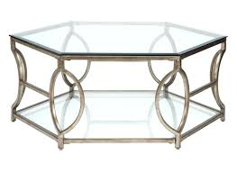 hexagonal coffee table hexagonal coffee table coffee tables occasional tables furniture z copper hexagonal coffee table