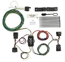 amazon com hopkins 56103 plug in simple towed vehicle wiring kit tow vehicle wiring diagram at Towed Vehicle Wiring