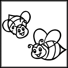 Small Picture Beautiful Bumble Bee Coloring Page 93 On Free Colouring Pages with