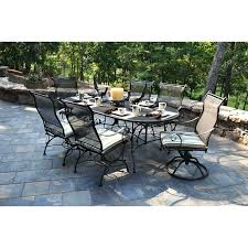 black wrought iron patio furniture wrought iron patio tables black wrought