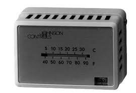 johnson controls t 4002 single temperature high volume output the