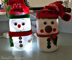 Decorate A Jar For Christmas 100 Adorable Mason Jar Crafts You Must Make For The Holidays 40