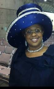 Image result for old black woman wearing a church hat