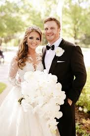 collins tuohy wedding. Collins Tuohy of The Blind Side Shares Her Wedding Photos