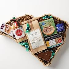 south carolina shaped gift basket gifts gift baskets roasted salted pecans
