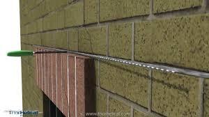lintel repair reinforcement heliforce bars stronghold preservation