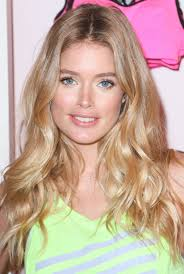 doutzen victorias secret glowy workout makeup