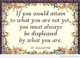 St Augustine Quotes Cool ST AUGUSTINE OF HIPPO A CHRISTIAN PILGRIMAGE
