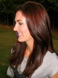 Auburn Hair So Pretty If I