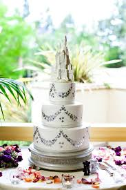Melt Down Your White Chocolate Castle Wedding Cake Topper And Make