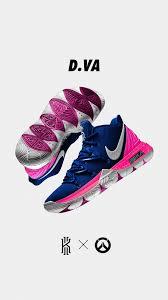 Kyrie 5 Custom Design Nike Kyrie 5 X Overwatch Concepts On Behance Kyrie Irving