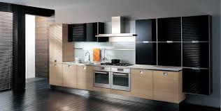 Black Kitchen Laminate Flooring Kitchen Interior Design And Decoration Ideas For Modern Home