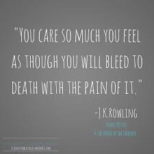 Jk Rowling Quotes Awesome JKRowling Quotes Harry Potter And The Order Of The Phoenix