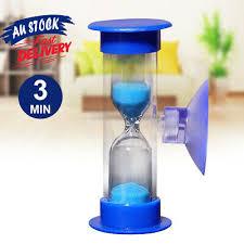 Timer 4 Min 4 Min Shower Best Timer Save Water Blue Sand No