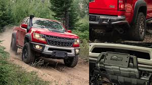 Colorado Zr2 Fog Lights Heres The Beef 5 Rugged Features Of The Chevy Colorado Zr2