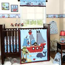 monkey crib bedding sets monkey crib bedding sets blue nautical pirate themed baby boy sea life