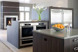 Modern Kitchen Appliances With Dark Brown Kitchen Furniture | Modern Modern Kitchen  Appliances