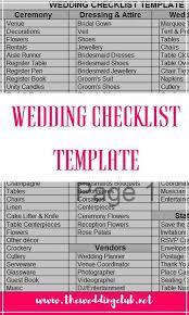 Excel Wedding Checklist Ronni Kaptanband Co