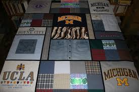 Combining T-shirts and Sweatshirts in a Memorial Quilt ... & Memorial ... Adamdwight.com