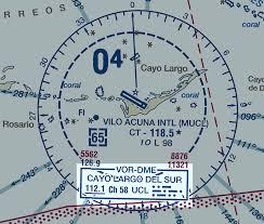 Vor Chart File Vfr Chart Cayo Largo Del Sur Vor Dme Png Wikimedia