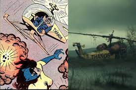 Thanos Helicopter In 'Loki ...